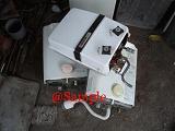 湯沸かし器A 湯沸し銅が入っている物に限り高価買取り致します。 ステンレス釜の場合高価買取り出来ませんm(_ _)m