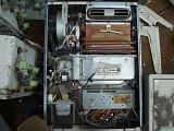 湯沸かし器の内部画像です。 このタイプの湯沸かし器は 高価買取り致します。